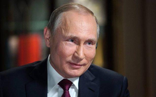Rusia no intervino en elecciones de EU porque carece de herramientas: Putin