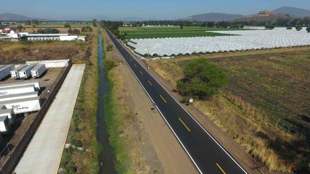 Concluyó la rehabilitación del camino de acceso a San Esteban