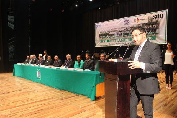 Egresan más de 300 profesionistas del ITESZ