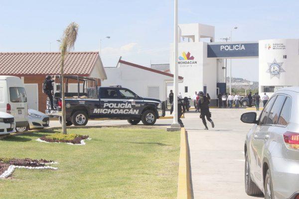 En operación, Complejo Administrativo y Policial de Jiquilpan