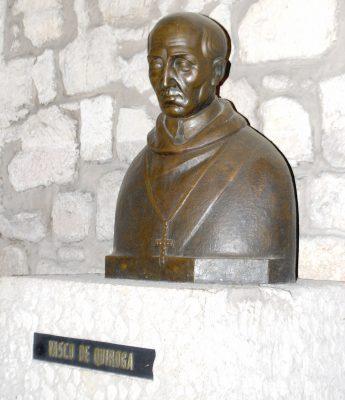 Falta poco para canonización de Vasco de Quiroga