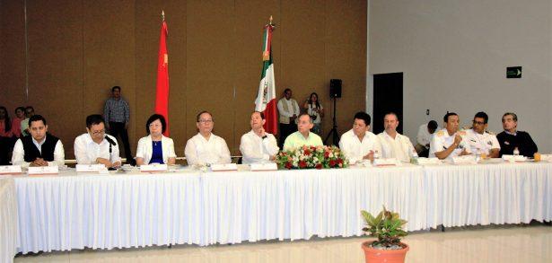 Quiere China ser socio de México