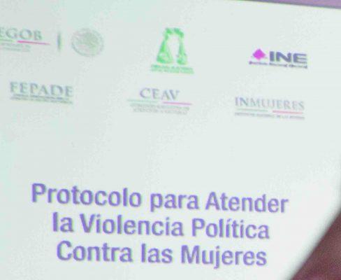 Especial: Seguimiento a violencia política a mujeres
