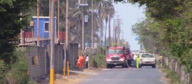 Se registra fuga de amoniaco en Lázaro Cárdenas