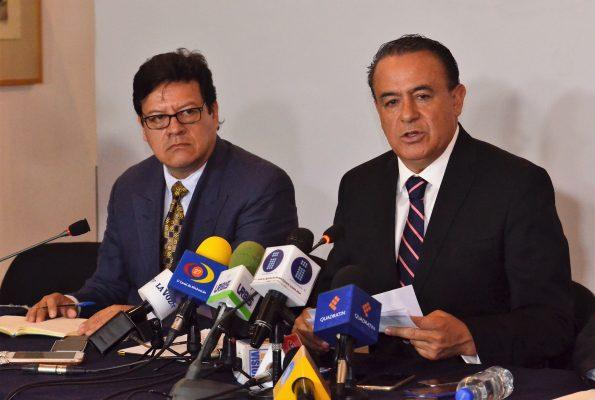 Ni un peso para Meade del gobierno: Pascual Sigala