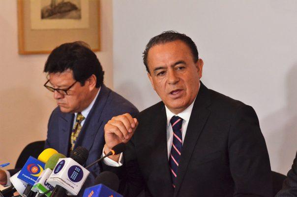 Crimen organizado estaría detrás de hechos en Nahuatzen: Pascual Sigala