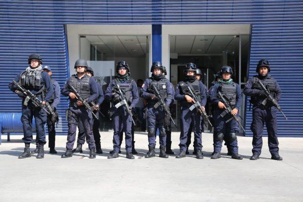 Continúa SSP con programa de reclutamiento policial