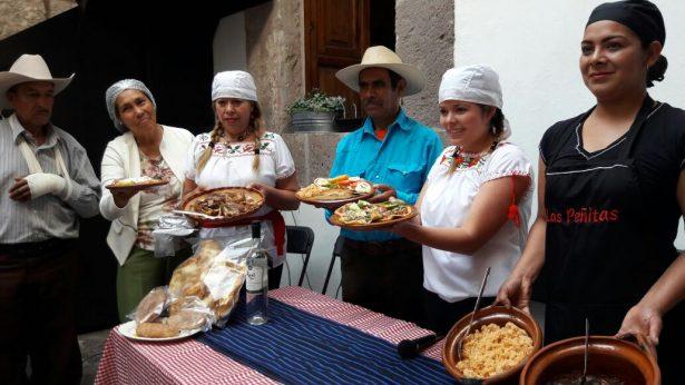 Sabores de Umécuaro para  enaltecer gastronomía local