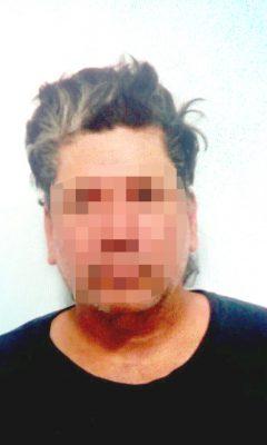 """Detienen a """"El Barbas"""" presunto jefe de plaza de Apatzingán"""