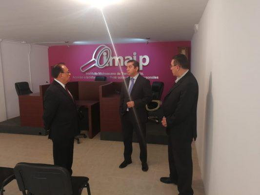 Asiste alcalde como testigo de honor a verificación del IMAIP