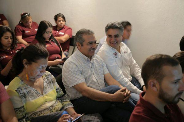 Candidatos a Presidencia Municipal de Morelia