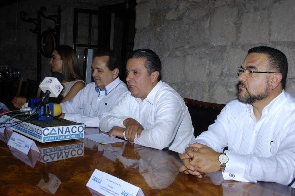 Realizará Canaco Morelia foros con candidatos