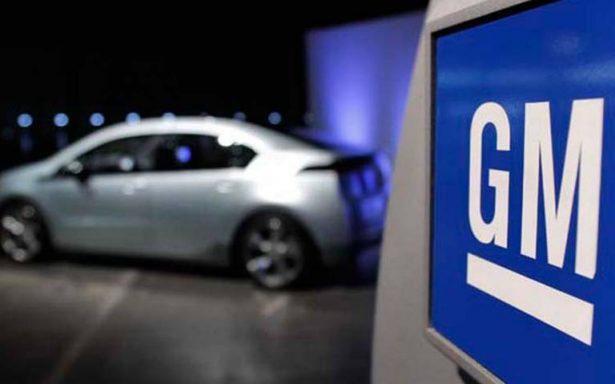 Pese a críticas de Trump, General Motors producirá nuevo vehículo en México