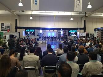Comerciantes zamoranos acuden a Encuentro de Negocios de la Moda Textil Enmoda 2018