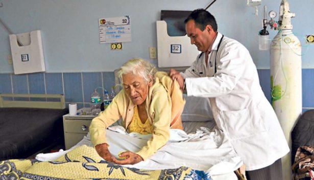 Urge módulo de atenciones en centro de salud Valencia
