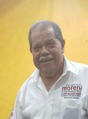 Buscan a los asesinos de Eliseo Delgado Sánchez