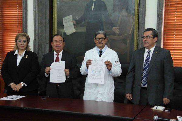 Constituyen Comité para la Prevención