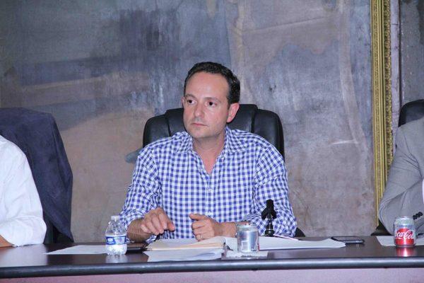 Entregaremos administración sana y sin deuda: Jorge Alberto Bribiesca
