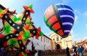 Más de 500 globos de concurso adornarán el cielo de Pátzcuaro