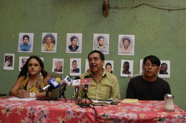 Anuncian ciclo de conferencias sobre desaparición forzada
