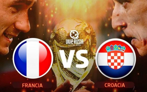 [En Vivo] Francia, campeón del Mundial 2018 al vencer 4-2 a Croacia