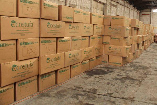 Llaman a beneficiarios de estufas ecológicas y láminas a recoger sus apoyos