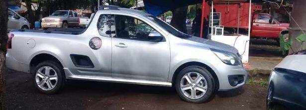 Recupera Policía Michoacán otro vehículo, de los robados en una agencia de autos de Uruapan