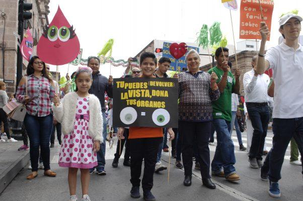 Michoacán trasciende por productividad en donación y procuración de órganos y tejidos