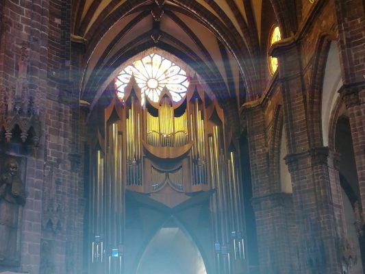 Iniciarán los conciertos de órgano en el Santuario Guadalupano