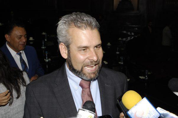 Aprueba Congreso solicitud de integración de comisión especial para traslado de oficinas centrales del IMSS en Morelia