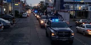 En operativos, 61 detenidos en Zamora