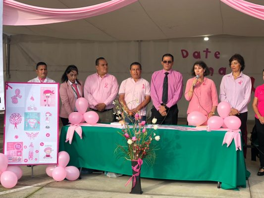 Registra IMSS reducción de mortalidad por cáncer de mama