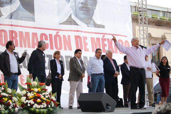 En Michoacán se instalarán 30 mesas de consulta sobre el Nuevo Aeropuerto de la CDMX