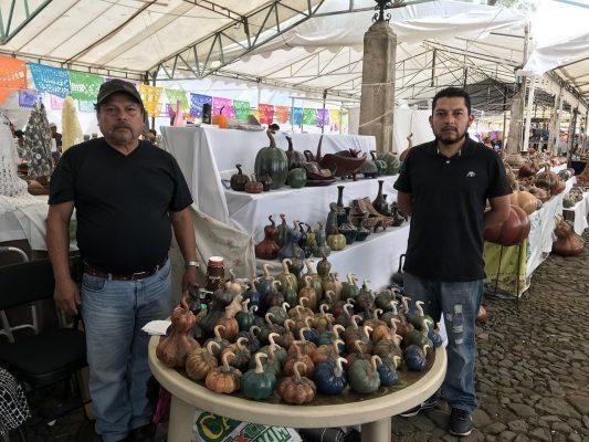 Noche de Muertos, la segunda vitrina artesanal en Michoacán