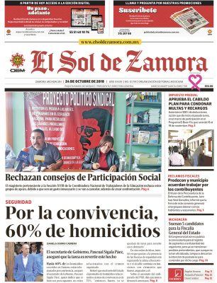 Portada Zamora 24