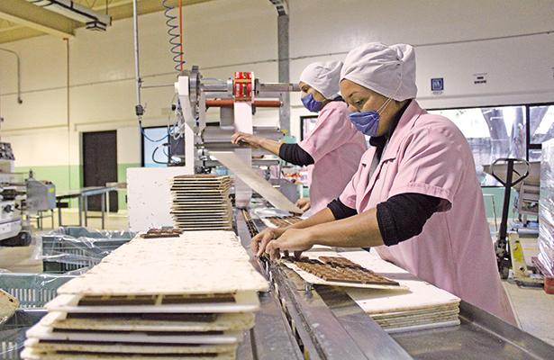 Michoacán en la media tabla en generación de fuentes de trabajo