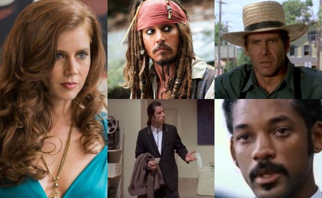 10 actores que no han alcanzado el placer de un Oscar