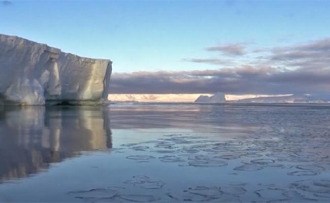 Se esfuma el  hielo marino en el Ártico