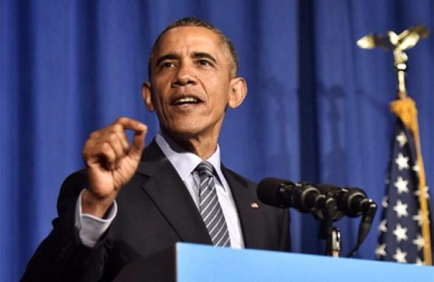 Barack Obama conmemora a los caídos en combate