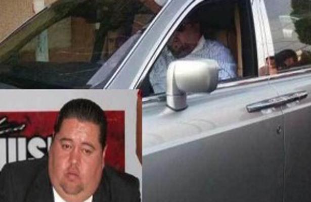 Lord Rolls Royce, es considerado prófugo de la justicia: Gómez Sánchez