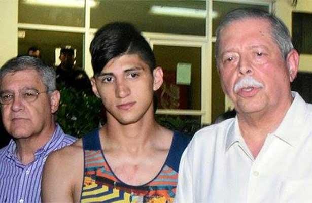 Alan Pulido habla de su secuestro, agradece regresar sano y salvo