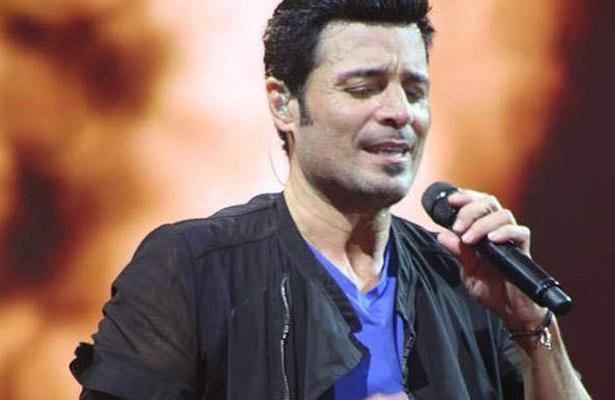 Chayanne pospone concierto por mal tiempo en Puebla