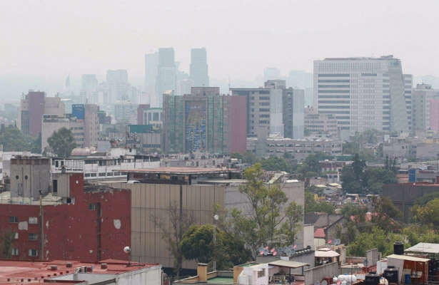 Permanece la contingencia ambiental en la ciudad