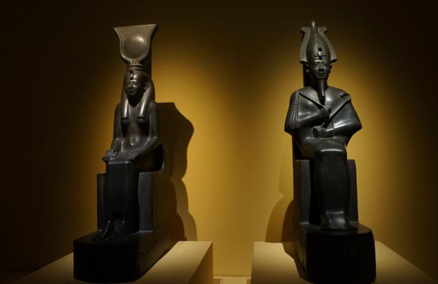 """Museo Británico presenta la muestra """"Ciudades sumergidas"""""""