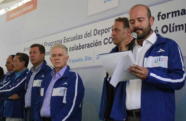 La Comisión del Deporte del Estado y el Comité Olímpico Mexicano firman convenio