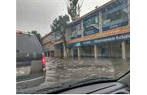 Se ahoga Ecatepec