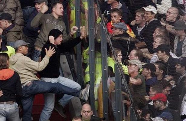Hooligans británicos serán vetados en Eurocopa 2016