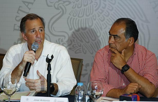 El gobierno federal estará cerca de Guerrero para enfrentar juntos los retos que persisten: Meade Kuribreña