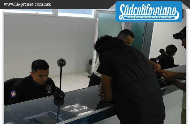 Detienen a malandro chiapaneco en Baja California Sur