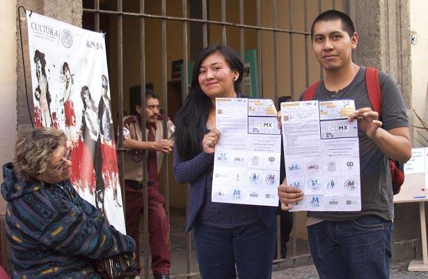 Exitoso Rally de Museos en la CDMX